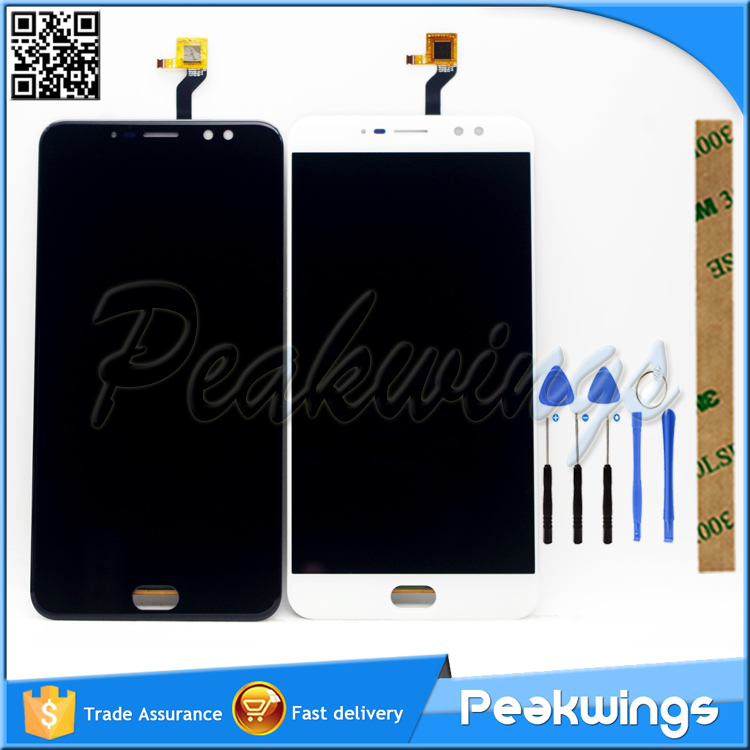 Mobile Phone Parts Weicheng For 6.44 Inch Uhans Max 2 Lcd Display+touch Screen 100% Tested Screen Digitizer Assembly Replacement Uhans Max 2+tools Mobile Phone Lcds