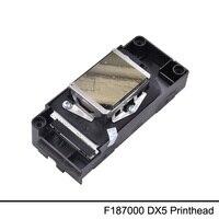 For Epson DX5 Unlocked 100 New Print Head F187000 For 4880 7880 9880 9800 MIMAKI JV33