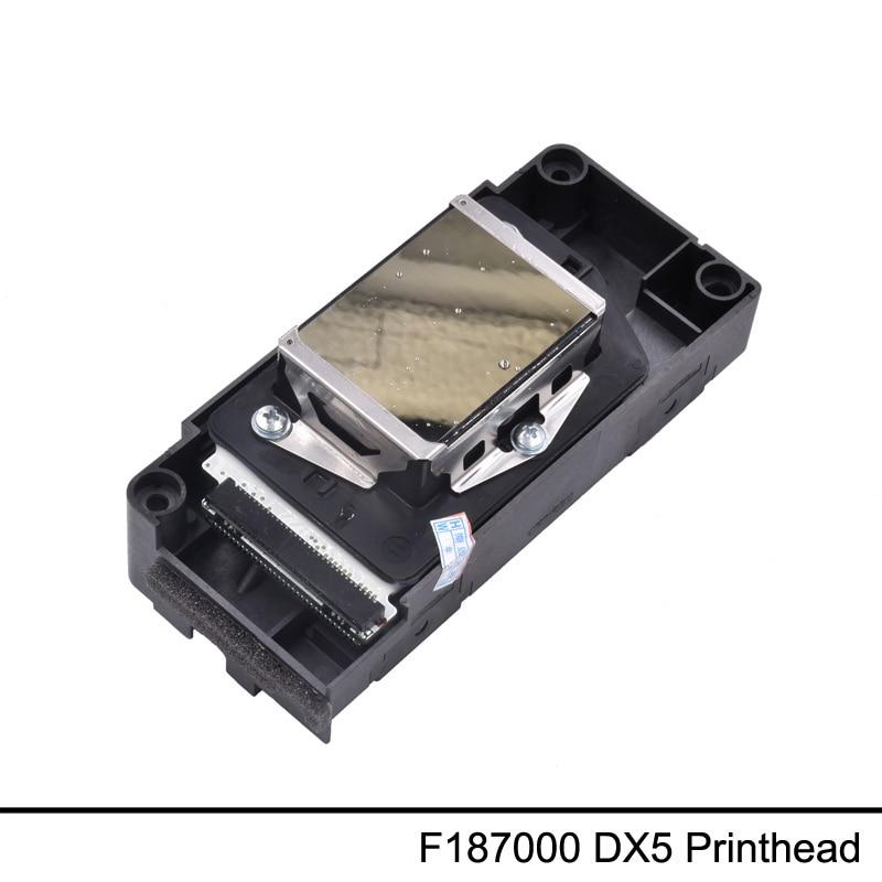 for Epson DX5 Unlocked 100% New Print Head F187000 For 4880 / 7880 / 9880 / 9800 / MIMAKI JV33 / MUTOH VJ1604W Printers
