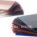 24 квадратных Цветных Фильтров полный цвет фильтра + Окончил цвет filers для Cokin P + бесплатная доставка + номер для отслеживания