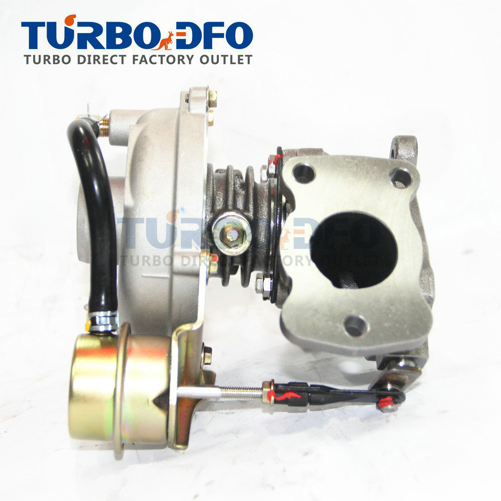 Balanced New Turbine Complete Turbo Charger 53039880009 For Peugeot 206 307 406 Partner 2.0 HDI 66 KW  DW10TD / RHY 0375C8
