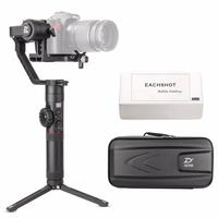 Free DHL Zhiyun Crane 2 Crane2 3 Axis Handheld Gimbal Stabilizer With Dual Handle Grip Support