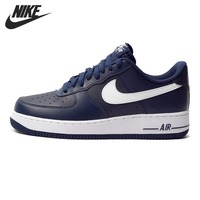 new style 9c7bc af5fb Original NIKE Air Force 1 Men S Skateboarding Shoes Sneakers
