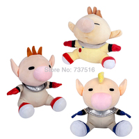 New Anime Soft Cute Captain Louie & Olimar Plush Doll from Pikmin 2 Stuffed Kids Children Toys Gift 6 8 Inch