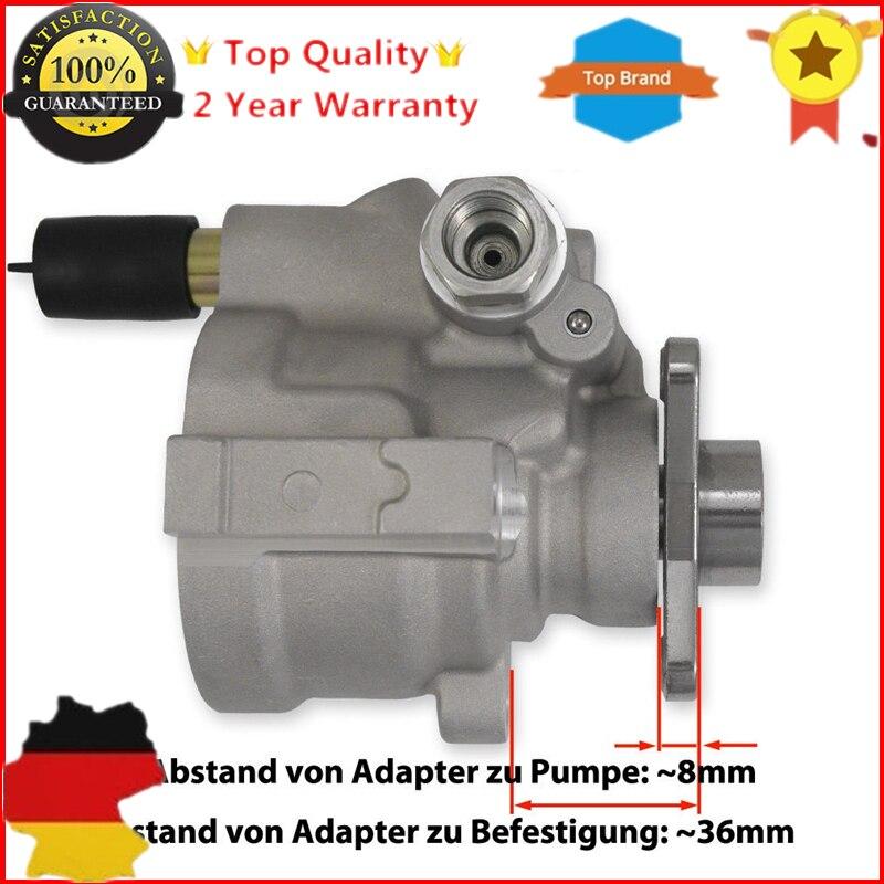 цена на New Power Steering Pump For RENAULT Espace Laguna Master Megane Scenic Trafic DSP1333