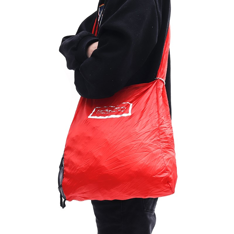 AEQUEEN New Design Recycle Shopping Bag Shopper Bag Multifunctional Fold Grocery Bag Large Capacity Reusable Supermarket Bags 14