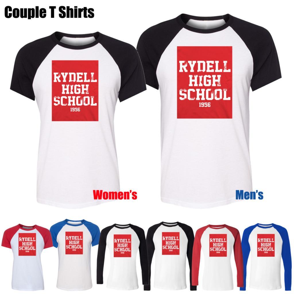 Design t shirt school - Simple Style Rydell High School 1956 Design Printe
