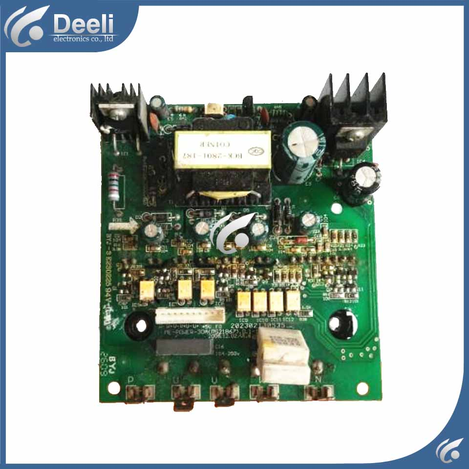 used board for air-conditioning frequency conversion module ME-POWER-30A (PS21867)D.1-1 7 units ipm frequency conversion velocity modulation module mubw25 12a7 25a1200v