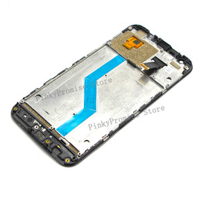 Image 4 - For ZTE Blade A6/A6 Lite LCD Display and Touch Screen Assembly Repair Parts With Frame+ Tools For ZTE Blade A0620 A0622