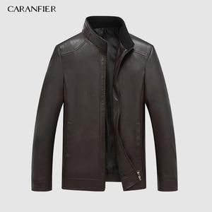 Image 3 - CARANFIER 2019 Kurzarm Männer Kleidung Mode Casual Tops Tees ZH 003