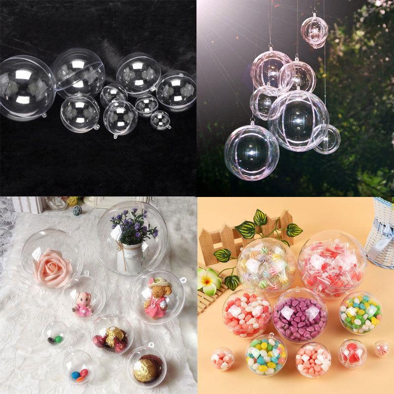 Aliexpress.com : Buy 15x Clear Plastic DIY Craft Christmas ...