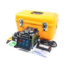 цена на Original JILONG KL-280G Optical Fiber Fusion Splicer Kit w/ Fiber Cleaver