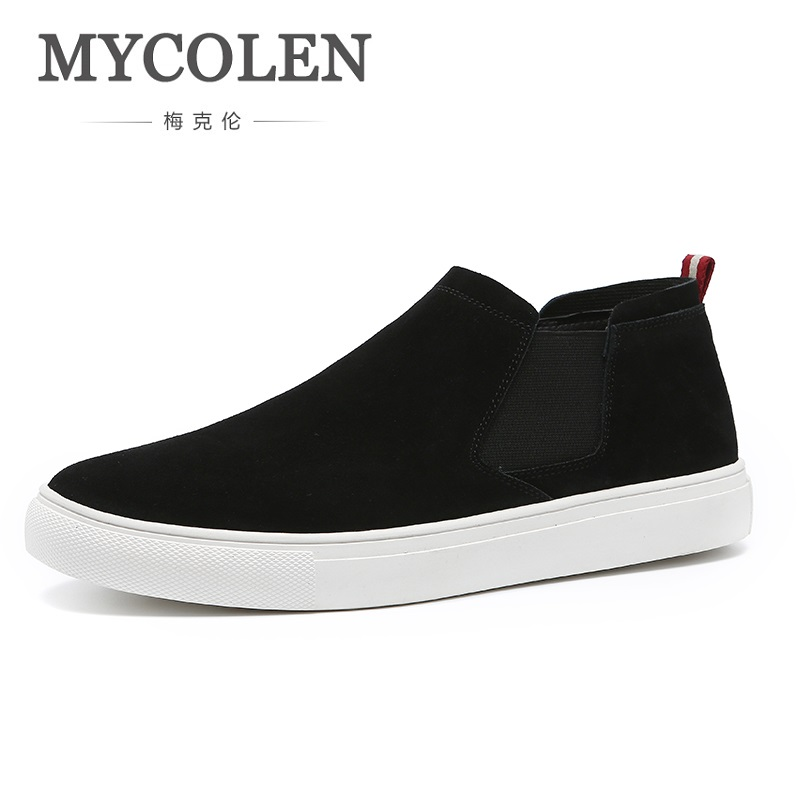 MYCOLEN 2018 Fashion New Summer Shoes Men Comfortable Casual Style Shoes Low Breathable Falt Canvas Shoes Zapatos-Hombre klywoo new white fasion shoes men casual shoes spring men driving shoes leather breathable comfortable lace up zapatos hombre