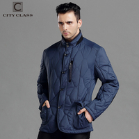CITY CLASS NEW Men Business Leisure Slim Fit Turn Down Collar Fashion Cotton Clothing Free Shipping