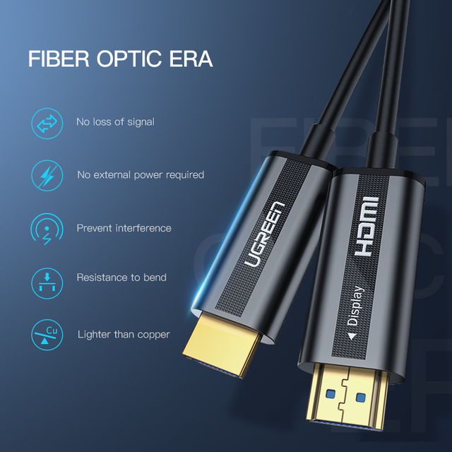 4K 60Hz Optic HDMI Cable