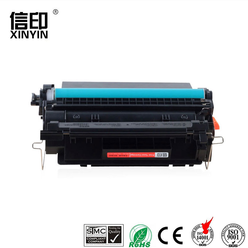 XColor CE255A 255A 255 compatible toner cartridge for HP 3010 3010 P3015 3015 P3016 3016 and For Canon LBP6750DN 6750 printer