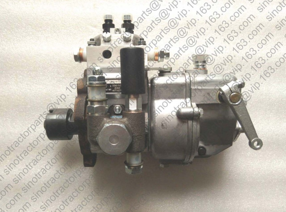 Xinxiang Huanghe engine parts, fuel pump for engine TY290X, TY295X, XN2100