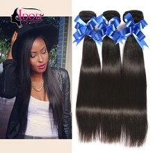 Brazilian Straight Hair Weave 3 Pcs Cheap Weave Online Brazilian Straight Hair Ms.lula Hair Bundles IDOL Hair Products