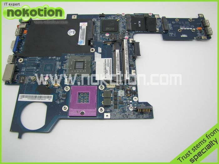 NOKOTION laptop motherboard for lenovo y430 notebook pc system board / main board ddr2 JITR1/R2 LA-4141P очки солнцезащитные ray ban® ray ban® ra014dmzce45