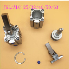 Lever cylinder clamping rocker cylinder JGL/ALC 25/32/40/50/63 air pressure clamp cylinder pressure src25 32 40 50 63 90l r rotating cylinder rotating clamping cylinder 90 degrees 180 degrees 45 degrees