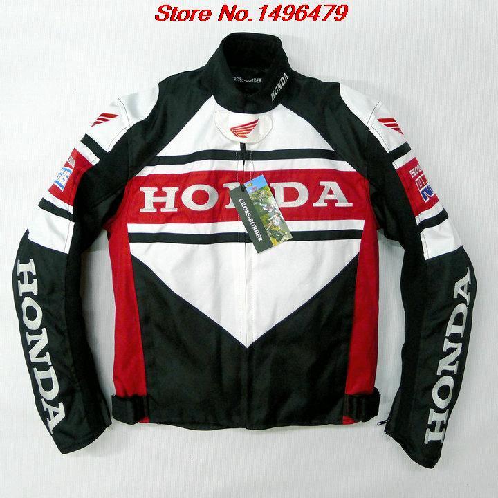 Compra honda racing jacket online al por mayor de China