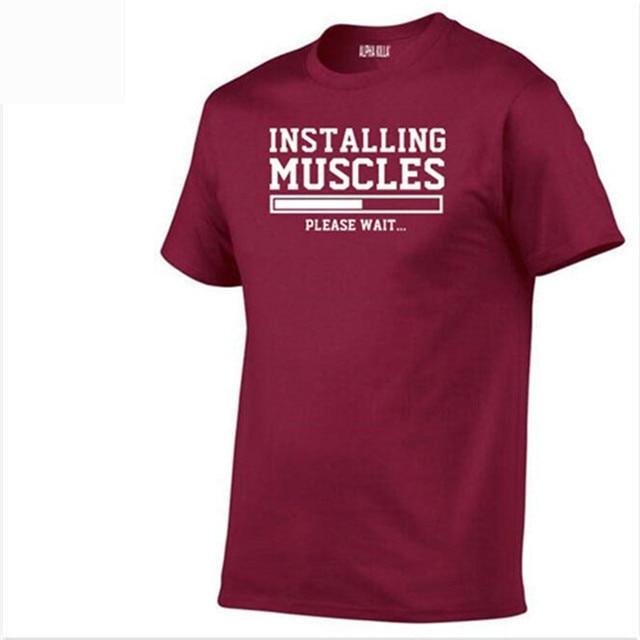 Nueva camiseta de cumpleaños con estampado divertido de músculos para hombre Camiseta de cumpleaños con lema de entrenamiento de LIFTBRO camiseta Unisex más tamaño y colores grandes