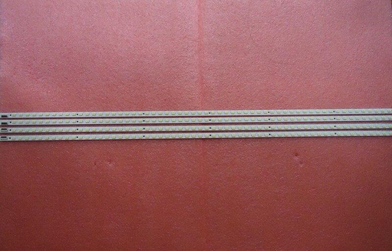2 Pieces/lot KDL-55HX72D LTY550HQ03 LED Strip LJ64-02894A LJ64-02893A SLED_2011SLS55_EQL_R L 60_2D_REV0.2 60LED 618MM