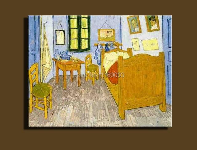 Quadri famosi moderno astratto immagine tela di van gogh pittura ad ...