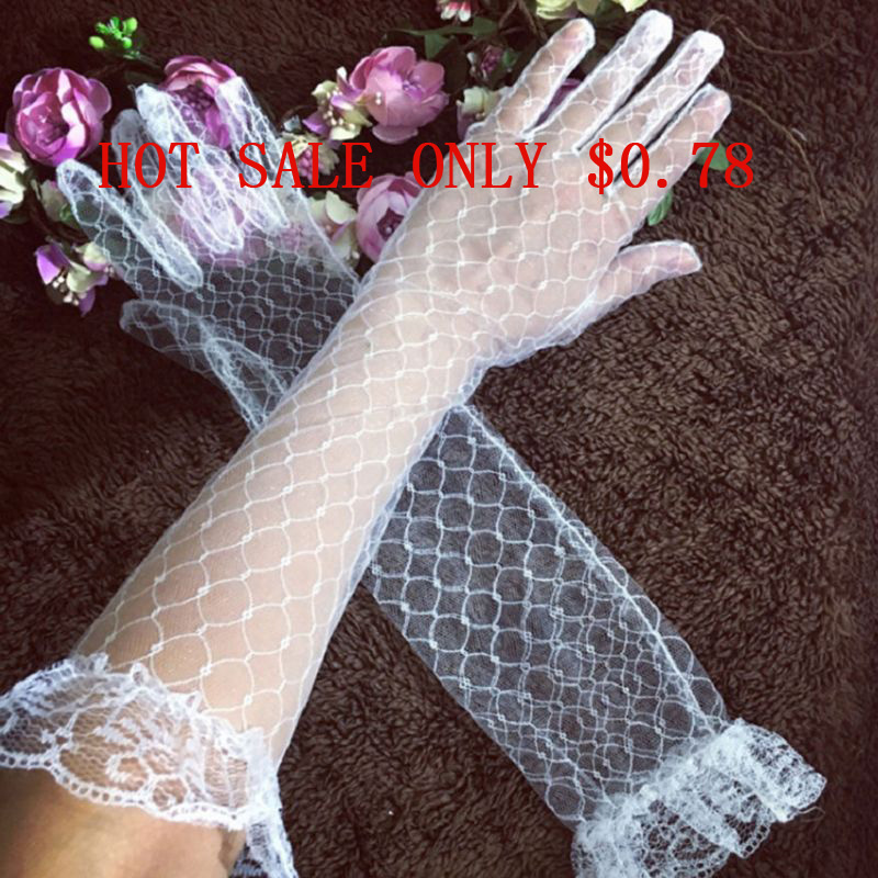 Women Gothic Long Fishnet Dance Elbow Fingerless Gloves Black Criss Cross Hollow Out Mittens Arm Warmers Stretchy Night Club Cos