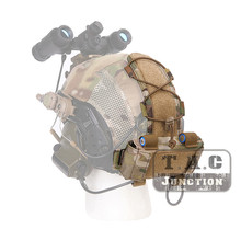 Emerson Tactical Mk1 NVG / ANVIS Battery Box EmersonGear Counterweight Balance Multi-purposed Storage Pouch for Helmet