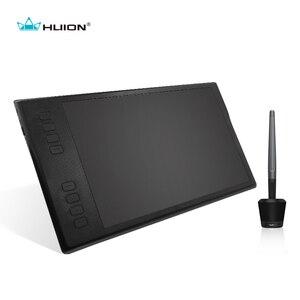 Image 3 - HUION Inspiroy Q11K אלחוטי דיגיטלי לוח מקצועי אנימציה אמנות גרפי ציור Tablet עט כתיבת לוח
