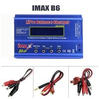 New 80W Imax B6 Lipo NiMh Li Ion Ni Cd RC Battery Balance Digital Charger
