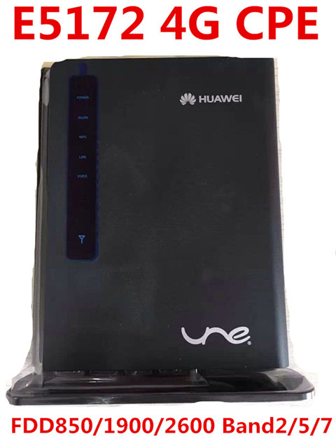unlocked huawei E5172 E5172-515 4g lte mifi Router LTE 4g wifi dongle cpe router 150mbps pk b593 b681 b683 b970 b890