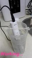 Ionizer Type and hydrogen water generator Use hydrogen water bottle