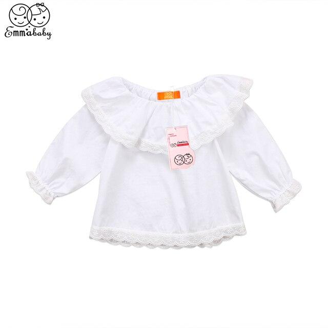 ecf7660626f3 Summer New Cute Babies Girl blouses Pretty Newborn Baby Girls ...