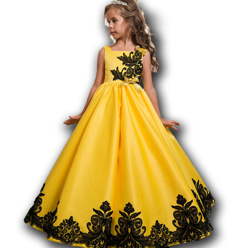 Online Get Cheap Children Ball Long Gowns -Aliexpress.com ...