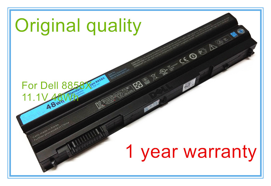 Original New Laptop Battery 8858X for 3460 3560 V3460D V3560D 5520 7720 7520 8858X 48WH 14 8v 46wh new original laptop battery for lenovo thinkpad x1c carbon 45n1070 45n1071 3444 3448 3460
