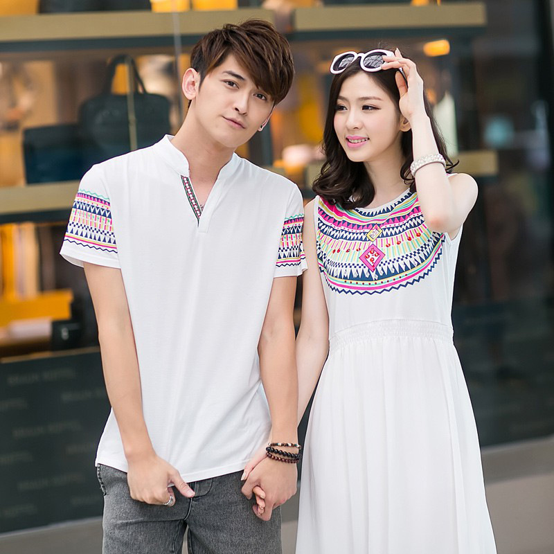 2015 korean couple shirts dress for lovers matching couple clothes couples shirts and lovers ...