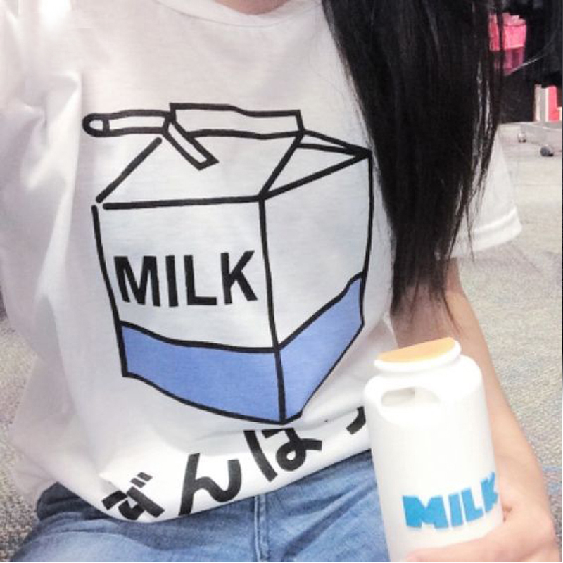 -font-b-Japanese-b-font-font-b-Milk-b-font-Print-Camisetas-Y-Tops-2016