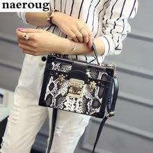 Luxury Retro Design Women Shoulder Bags Crocodile Messenger Bags Women s Handbag Designer Small Box Bag