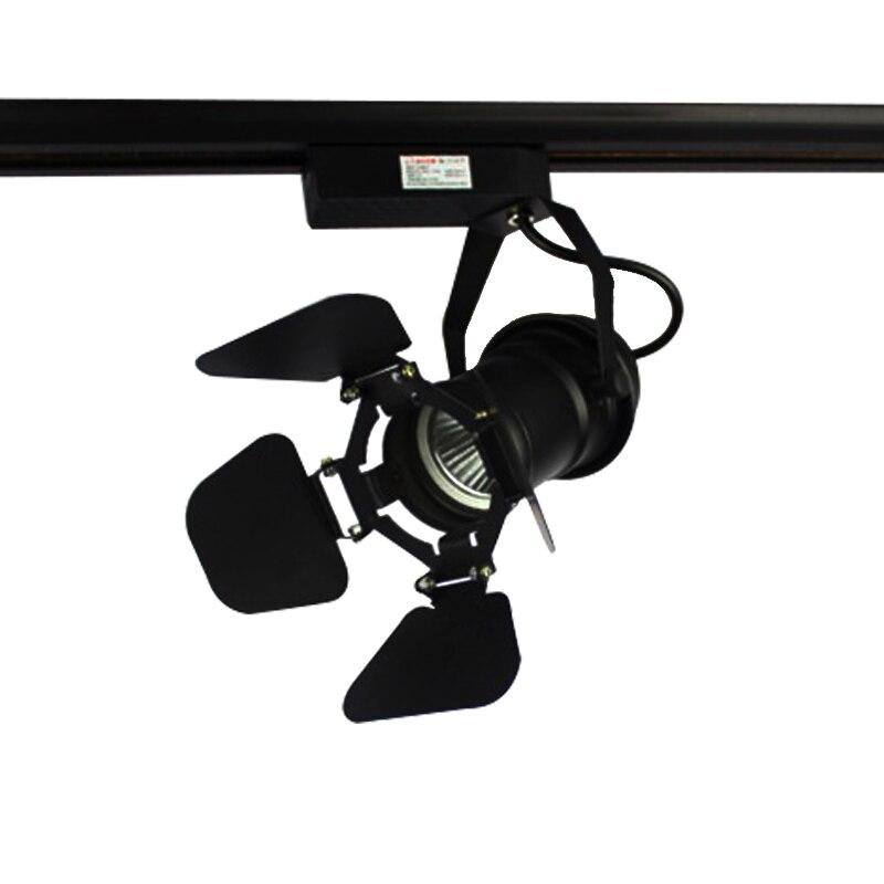 6tk / pakk Kõrgvalgus 5W COB Led Track valgusdiood LED rõivaste - Sisevalgustus