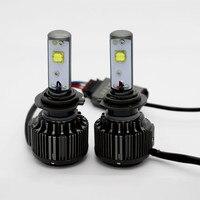 2x Newest Generation H1 60W Set 7200LM Set Upgrade CREE XM L2 LED Car Headlight Lamp