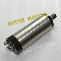 Water cooled spindle motor
