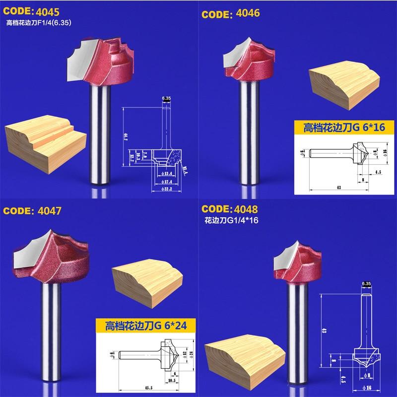 1 sztuk 6 * 26mm Frezarka do skrzyni / drzwi Grawerowanie Nóż, frez - Obrabiarki i akcesoria - Zdjęcie 5