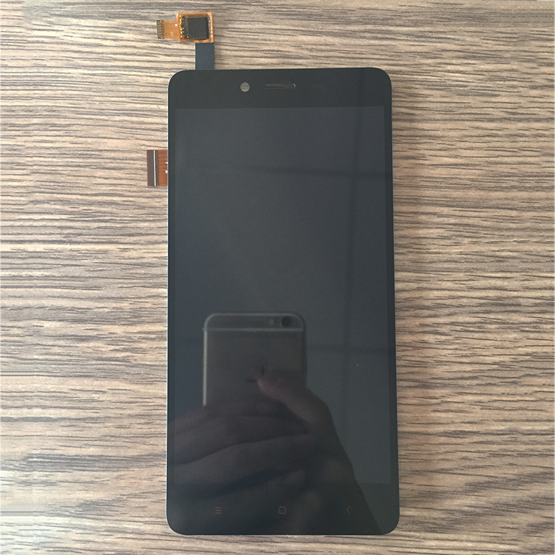 For Xiaomi Redmi Note2 LCD Display+Touch Screen Sensor Complete Digitizer Assembly Repair For Xiaomi Hongmi Note 2 Redmi Note2