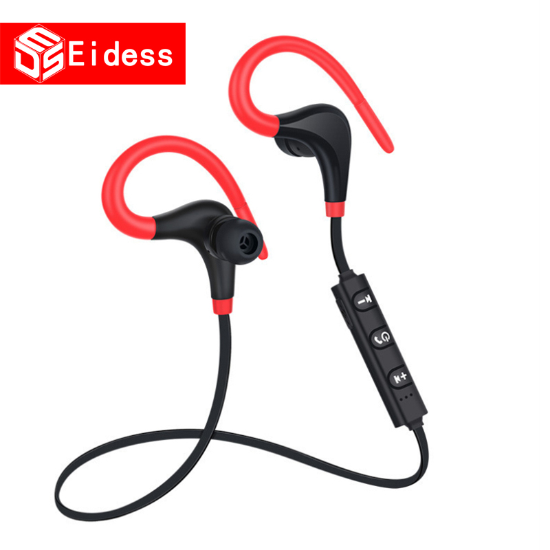 Bluetooth Earphones In-ear Wireless Headphones IPX5 Waterproof Earbuds Sport Bass Headset With Microphone For IPhon Xiaomi Phone