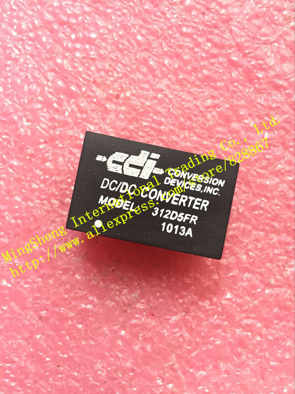цена на Original import CDI DC-DC 312D5FR isolated power 5V 12V turn positive and negative 125mA 3W quality assurance