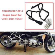 For BMW R1200R 2007 2014 2013 2012 2011 2010 R 1200 R Engine Crash Bar Protetive Guard Protector Motorcycle Bumpers Accessories