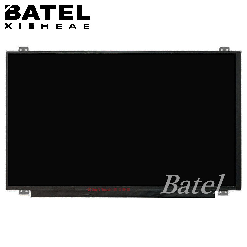 LCD Screen  for Dell 5558 LED Display 1366x768 Resolution Glare GLOSSY NO Touch lc171w03 b4k1 lcd display screens