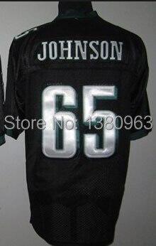 Lane Johnson Jersey Elite American Philadelphia Football Jerseys stitched 65 Lane Johnson Jersey Black,Green
